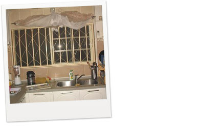 Open your kitchen window all night after cooking with LPG to allow for proper ventilation.